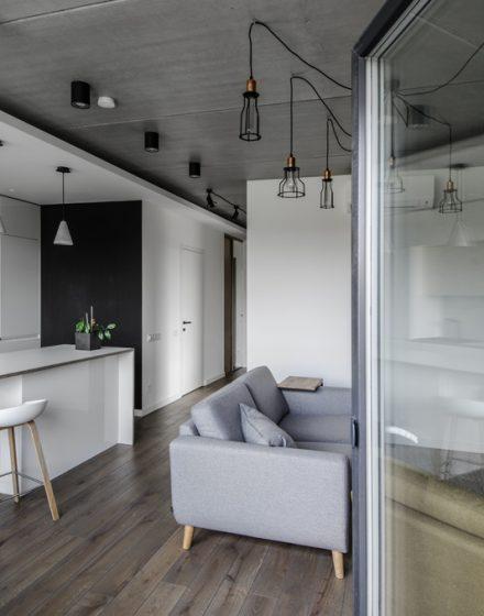 Interior designer: Ernestas Možeiko