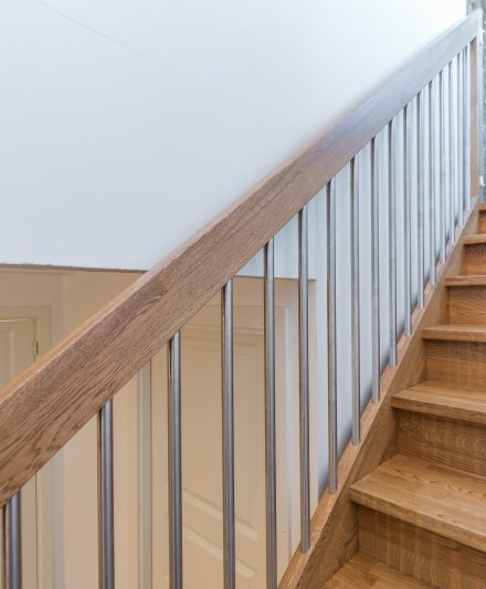 Azuoliniai Laiptai Norvegija 64 6