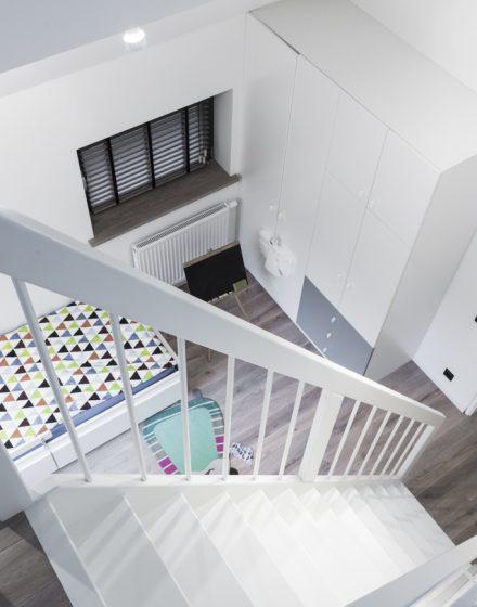 Stairs. Dizaino virtuvė. Photographer: Kernius  Pauliukonis
