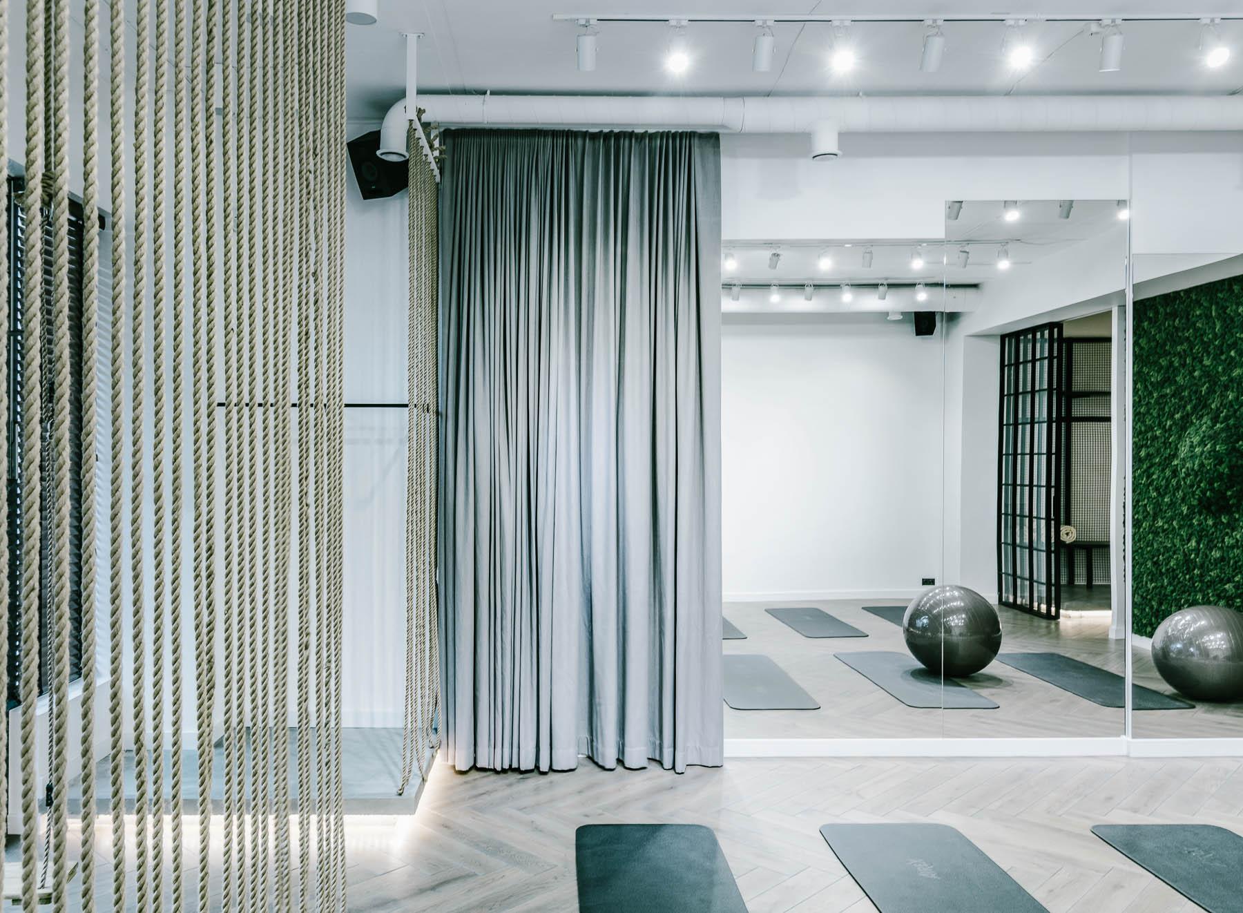 Interior: Dizaino virtuvė. YOKO Studija