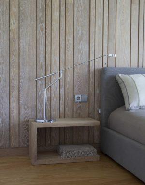 medinė iš ąžuolo Deko siena Q-3409 Medžio stilius