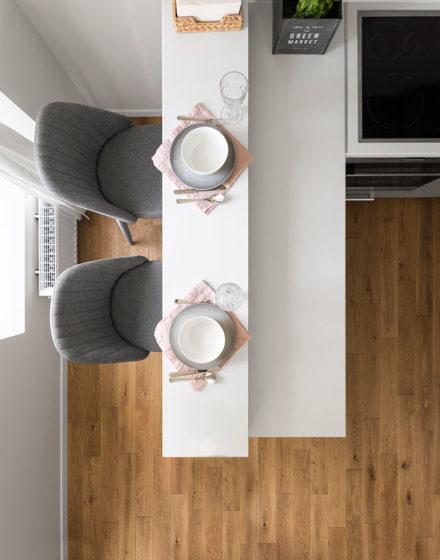 MG VALDA, Interjeras- LIGHT HOUSE III