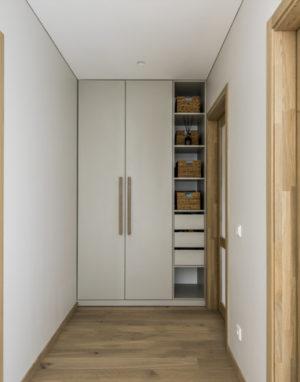Medinės ąžuolinės durys: modeliai D2F ir D2S, Pure nature P-5200.