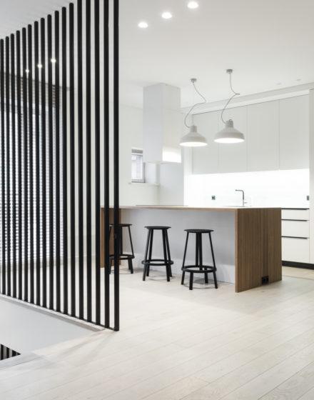 Interior design: Dizaino virtuvė. Photographer: Kernius  Pauliukonis