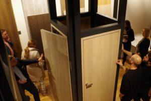 Medzio stilius naujienos durys grindys olivari rankenos